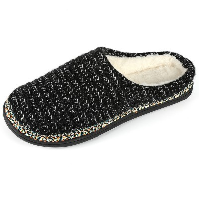 RockDove Women's Birch Sweater Knit Memory Foam Slipper