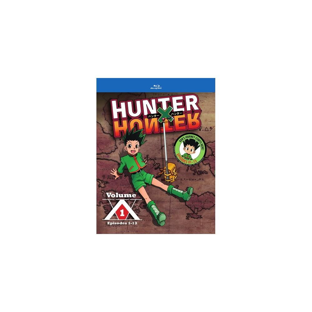 Hunter X Hunter Vol 1 (Blu-ray)