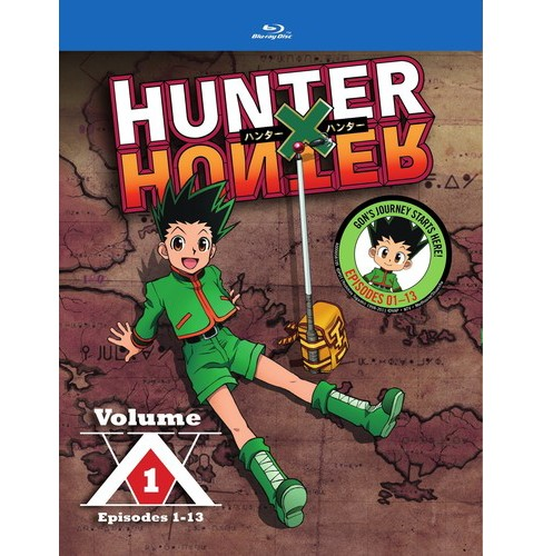 Hunter X Hunter Vol 1 (Blu-ray) - image 1 of 1