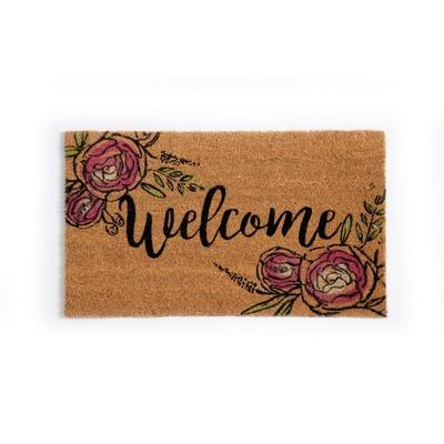 """""""Welcome"""" Doormat - Shiraleah"""
