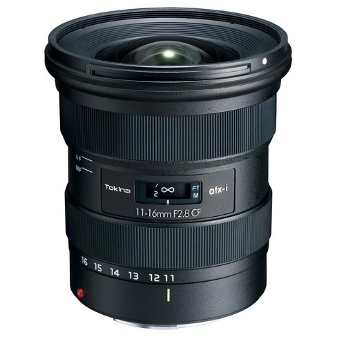 Tokina ATX-i 11-16mm CF F/2.8 Lens for Canon Digital SLR Cameras - image 1 of 1
