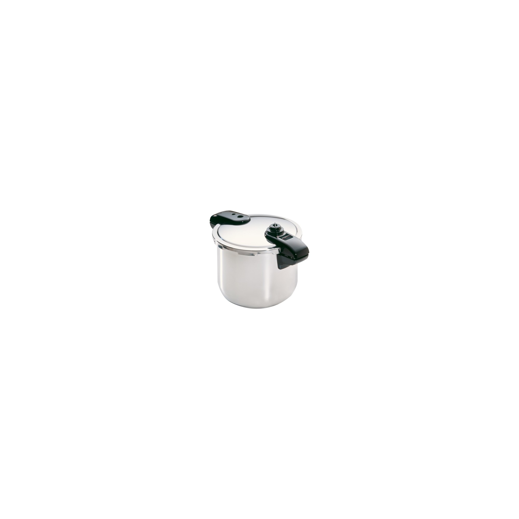 Presto 8qt Polished Stainless Steel Pressure Cooker