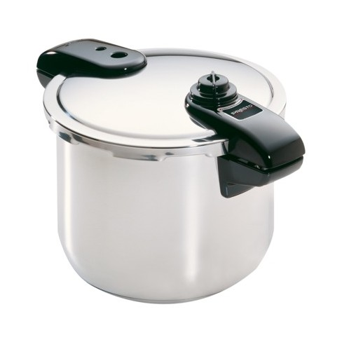 Presto 8qt Polished Stainless Steel Pressure Cooker - image 1 of 1