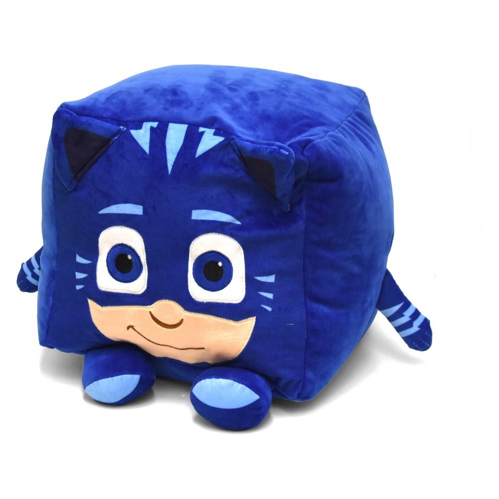 Image of PJ Masks Catboy Kids Bean Bag Floor Cushion Blue - Entertainment One