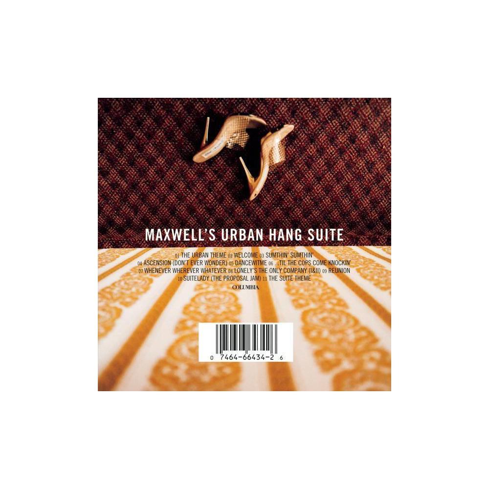 Maxwell Maxwell S Urban Hang Suite Cd