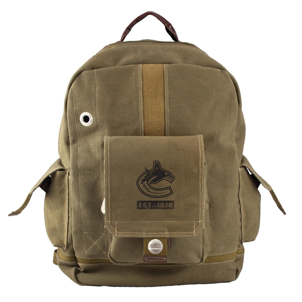 NHL Vancouver Canucks Prospect Backpack