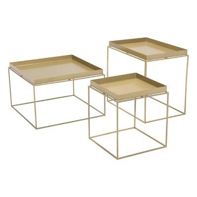 Modern Nesting Table - ZM Home
