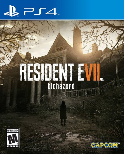 Resident Evil: biohazard PREOWNED - PlayStation 4 - image 1 of 1
