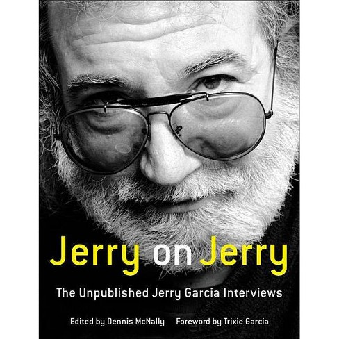 Jerry on Jerry - (Hardcover) - image 1 of 1