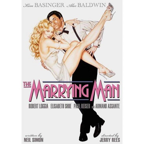 The Marrying Man (DVD) - image 1 of 1