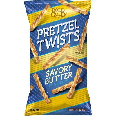 Rold Gold Recipe No. 5 Pretzel Twists - 11oz