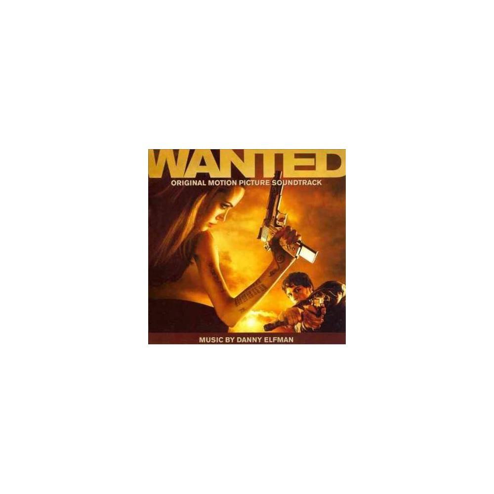 Danny Elfman - Wanted (Osc) (CD)