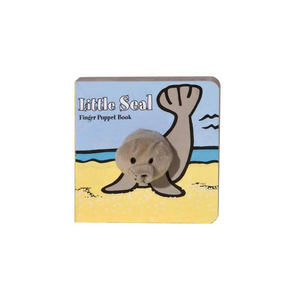 Little Seal Finger Puppet Book Little Finger Puppet Board Books Board Book
