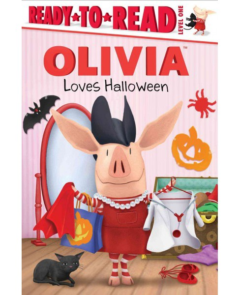 Olivia Loves Halloween (Hardcover) (Maggie Testa) - image 1 of 1