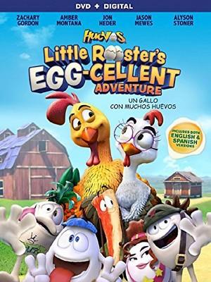 Huevos: Little Rooster's Egg-Cellent Adventure (DVD)