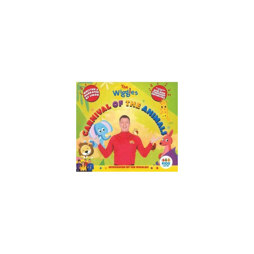 Wiggles The Carnival Of The Animals Cd