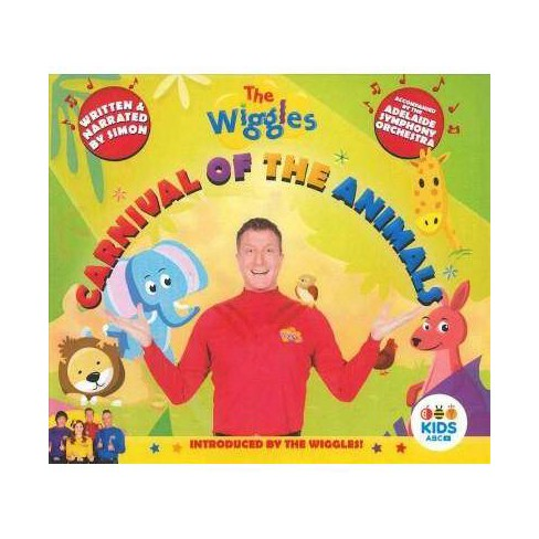 Wiggles (The) - Carnival of The Animals (CD) - image 1 of 1