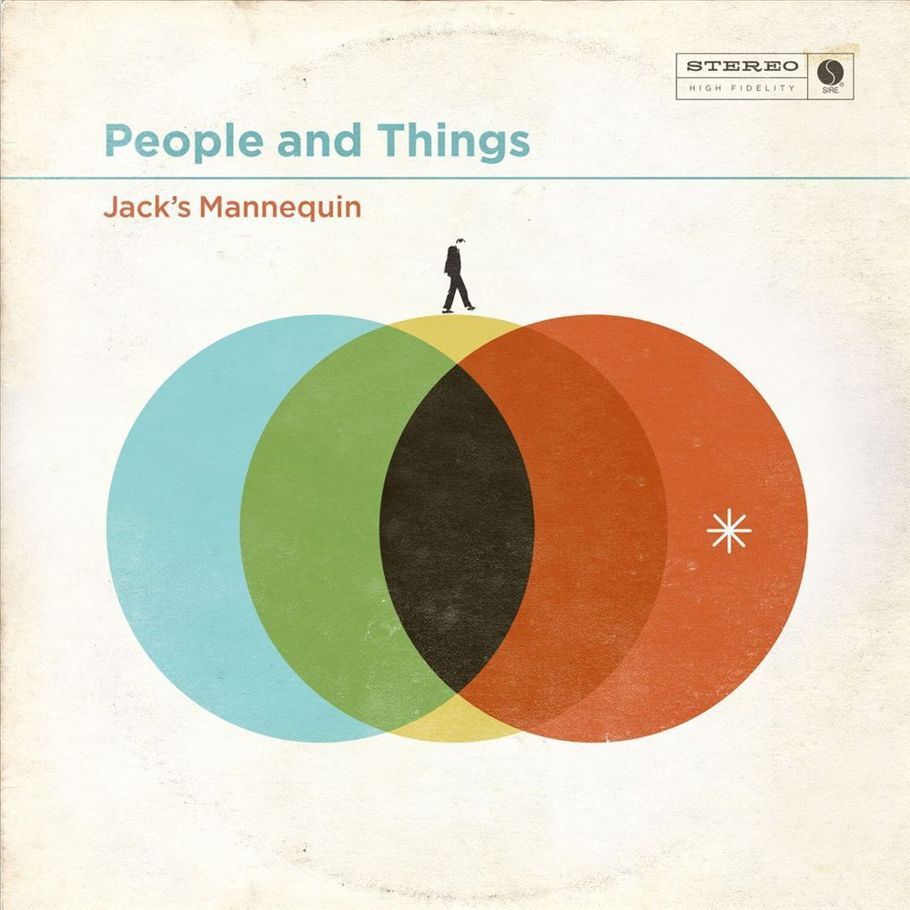 Jack's Mannequin - People and Things (CD)