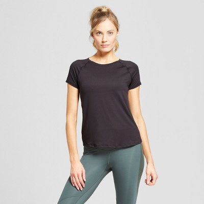 24373b04 Women's Soft Tech T-shirt – C9 Champion® Black S – Target Inventory ...
