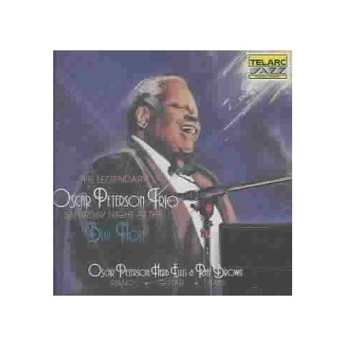 Oscar Peterson - Saturday Night at the Blue Note (CD) - image 1 of 1
