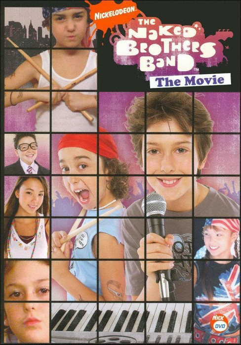 The Naked Brothers Band: The Movie (dvd_video) - image 1 of 1