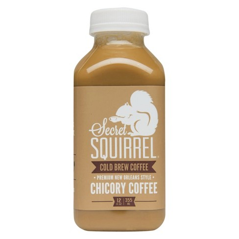 Secret Squirrel Chicory Cold Brew Coffee - 12 fl oz - image 1 of 2