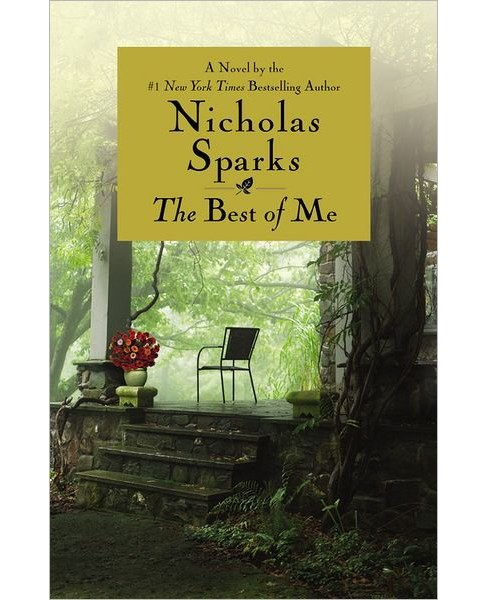 The Best of Me by Nicholas Sparks (Paperback) by Nicholas Sparks - image 1 of 1