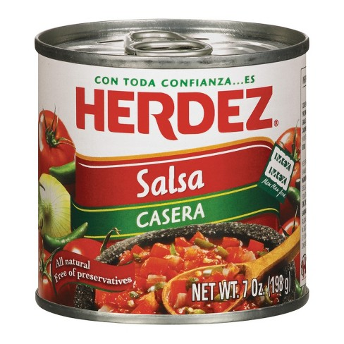 Herdez Salsa Casera Red 7 oz - image 1 of 1