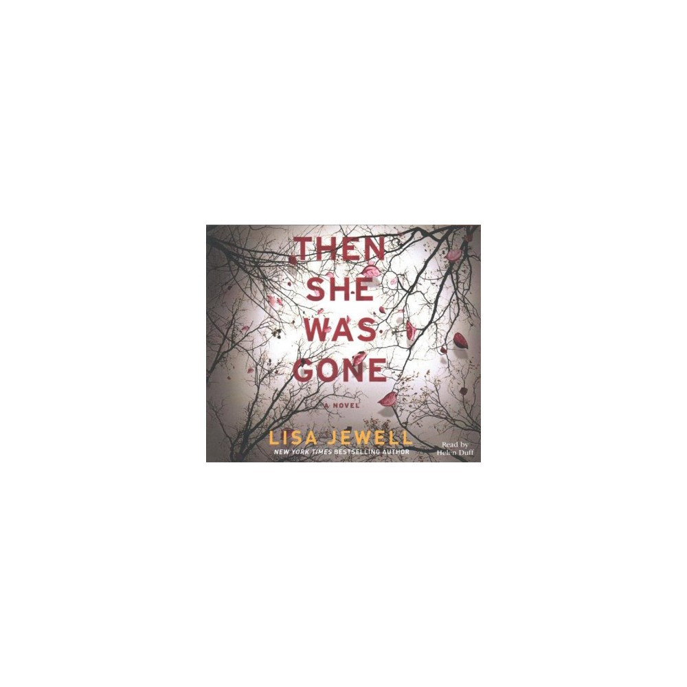 Then She Was Gone - MP3 Una by Lisa Jewell (MP3-CD)