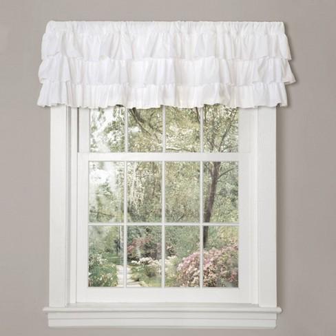 Belle Window Valance Lush Decor Target
