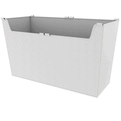 Rev-A-Shelf Sidelines CBLSL Washable Canvas Cloth Closet Basket Liner with Velcro Tabs, Tan - image 1 of 4