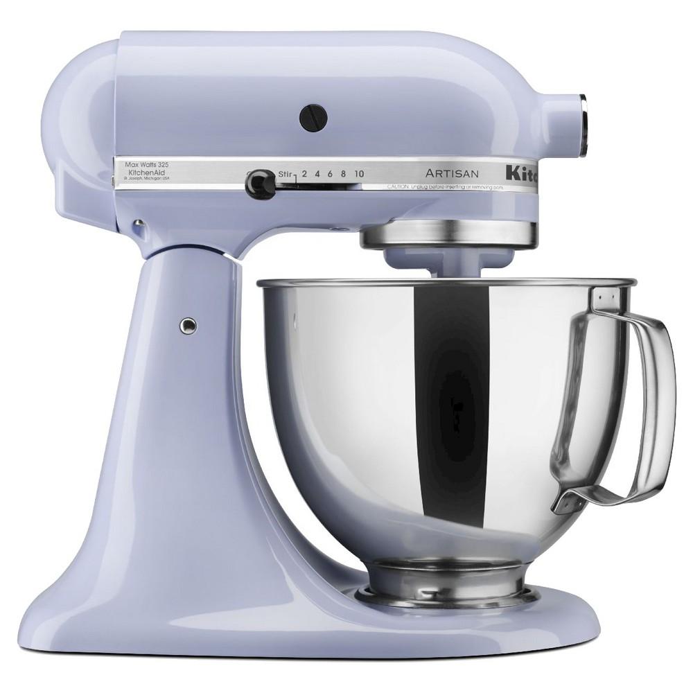 KitchenAid Artisan Series 5 Quart Tilt-Head Stand Mixer- Ksm150, Purple 16700917