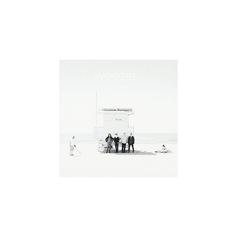 Weezer - Weezer (White Album): Deluxe Edition (CD)