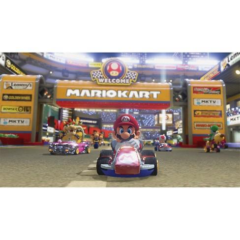 Nintendo® Wii U Mario Kart 8 Deluxe Set Bundle