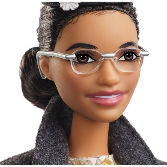 Barbie Signature Inspiring Women Series Rosa Parks Collector Doll image number null