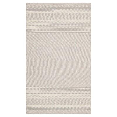 Rhea Accent Rug - Gray / Ivory (2' X 3')- Safavieh®