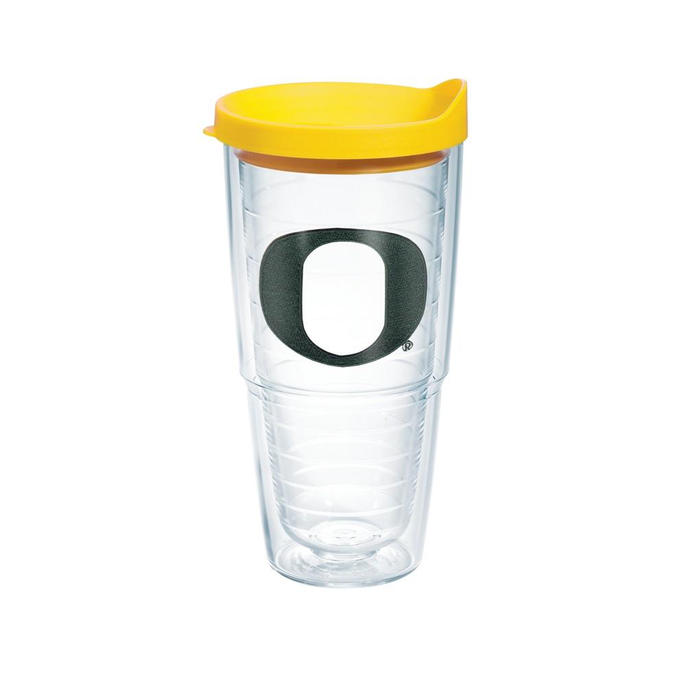 Oregon Ducks Tervis Emblem Patch Tumbler - 24oz