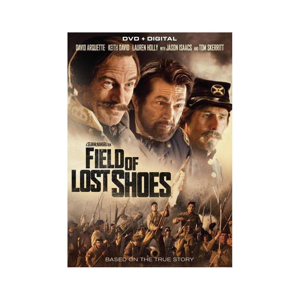 Field Of Lost Shoes Dvd 2020