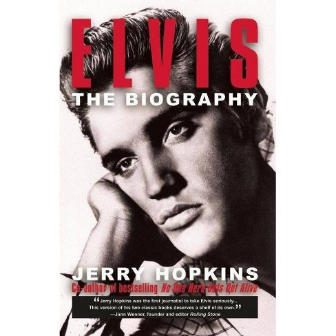Elvis - 2 Edition by  Jerry Hopkins (Paperback) - image 1 of 1