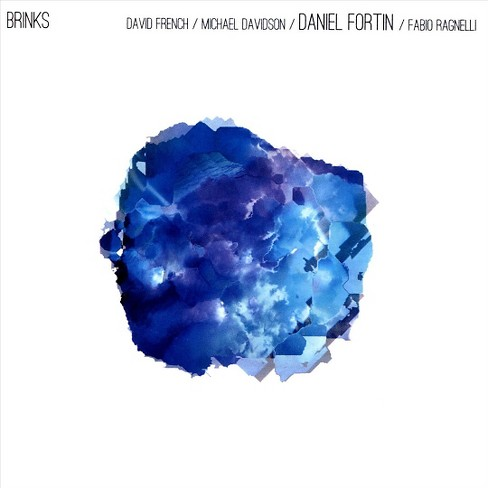 Daniel fortin - Brinks (CD) - image 1 of 1