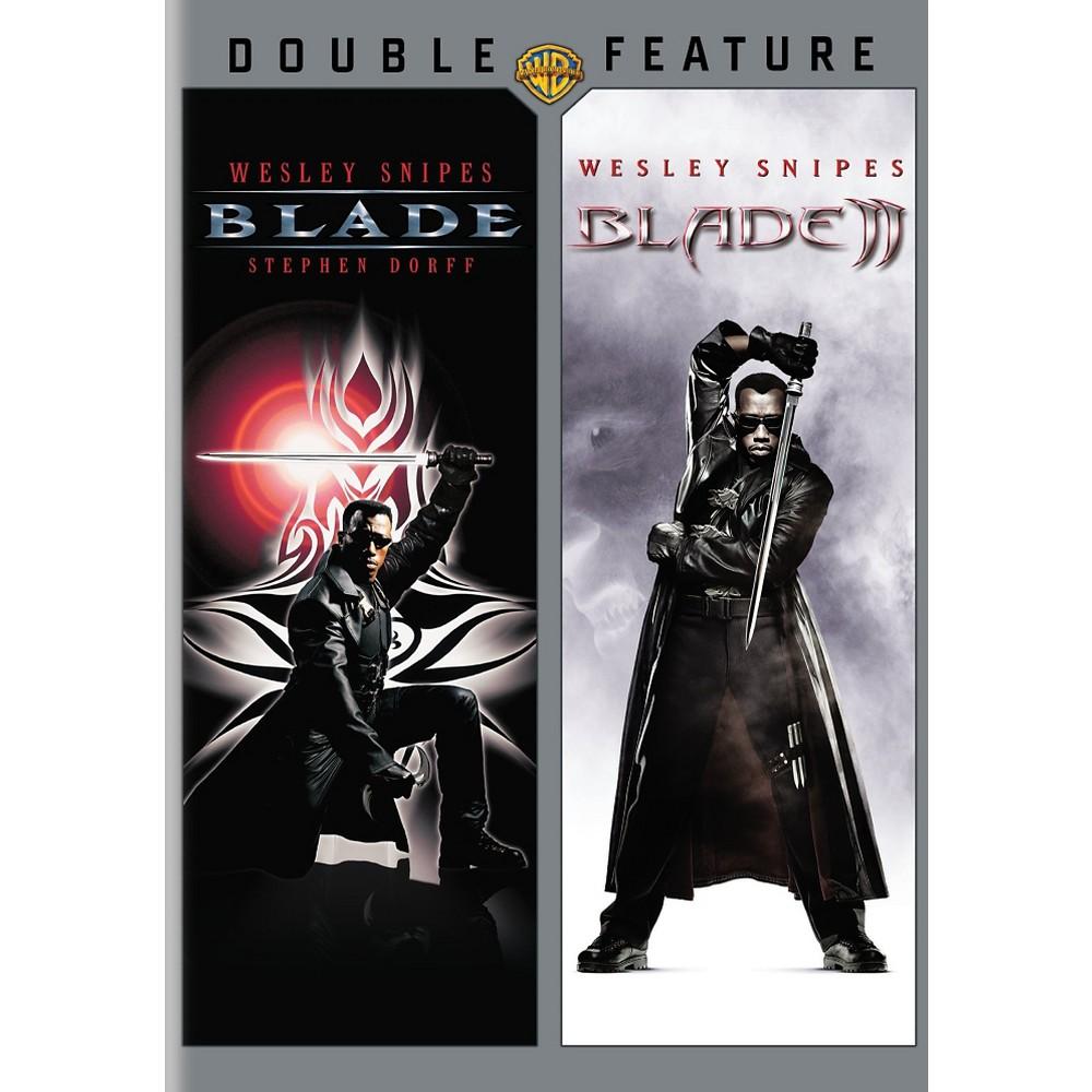 Blade/Blade 2 (Dvd), Movies