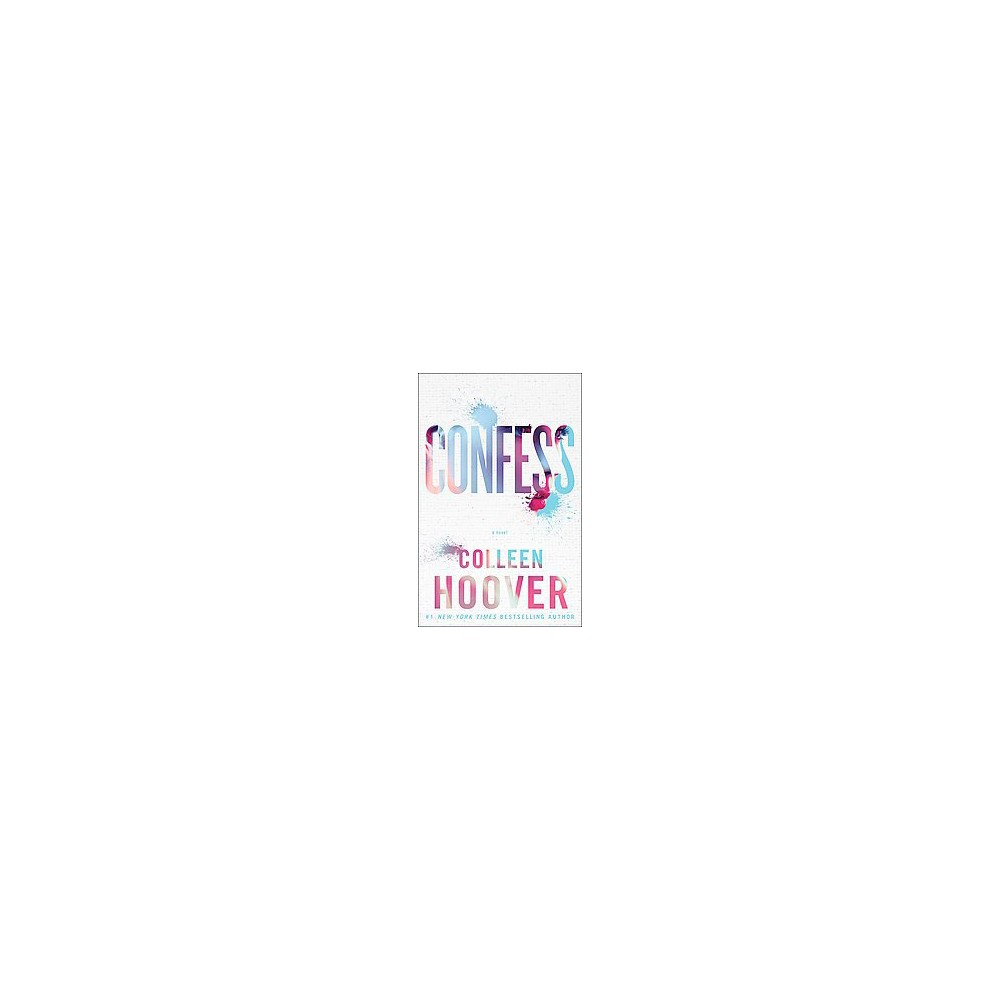 Confess (Paperback) by Colleen Hoover