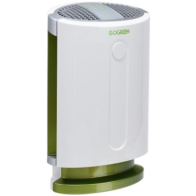 Costway 3-in-1 Air Purifier HEPA Filter Particle Carbon Filter Odor Allergie Eliminator