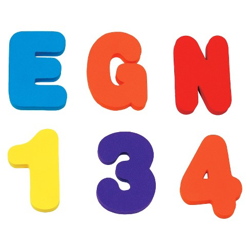 Munchkin Bath Letters and Numbers - image 1 of 4