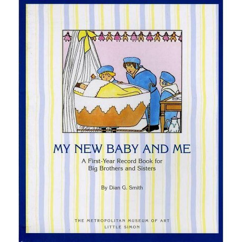 My New Baby and Me - (Paperback) - image 1 of 1