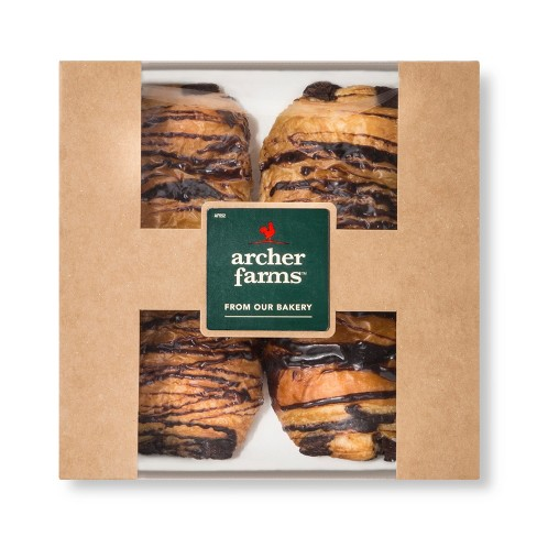 Chocolate Croissant 4ct - Archer Farms™ - image 1 of 1