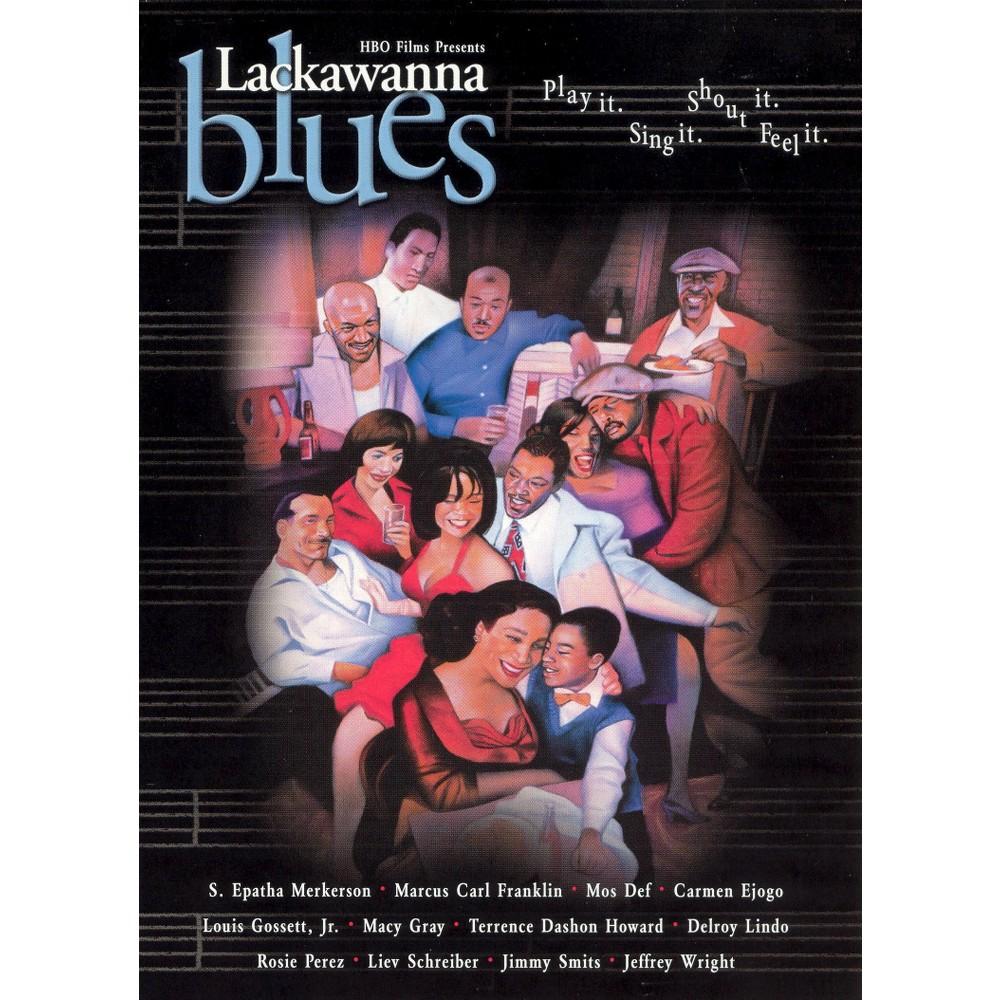 Lackawanna Blues Dvd