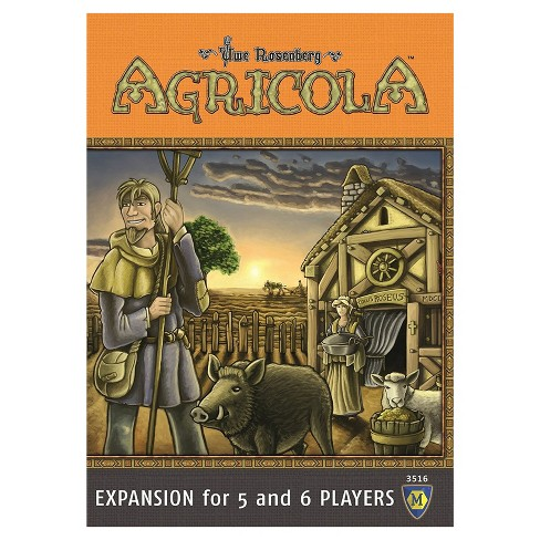 Mayfair Games Agricola: Game Expansion for 5 and 6 Players - image 1 of 1