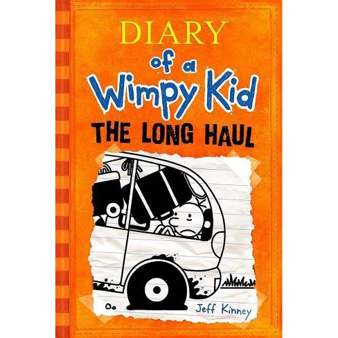 Diary Of A Wimpy Kid The Long Haul Hardcover By Jeff Kinney Target