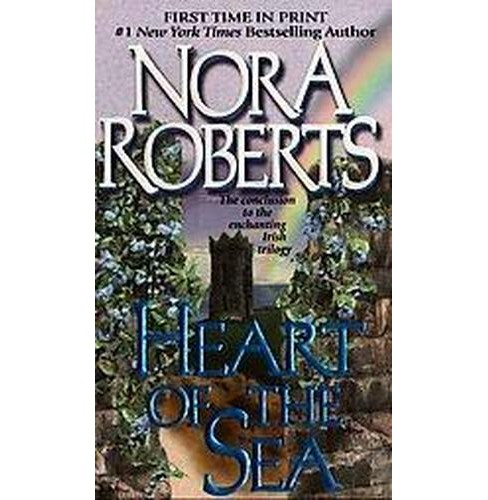 Heart of the Sea (Reissue) (Paperback) (Nora Roberts) - image 1 of 1